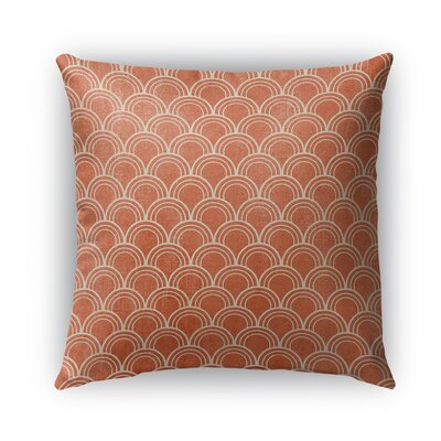 Modena Indoor/Outdoor Throw Pillow Size: 18 H x 18 W x 5 D