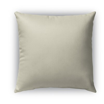 Oasis Indoor/Outdoor Throw Pillow Size: 18 H x 18 W x 5 D