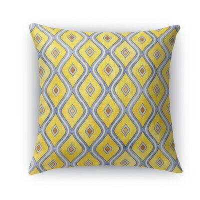 Pescara Throw Pillow Size: 18 H x 18 W x 5 D