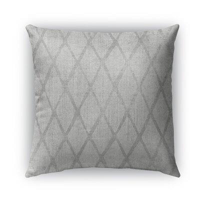 Carpi Burlap Indoor/Outdoor Throw Pillow Size: 16 H x 16 W x 5 D