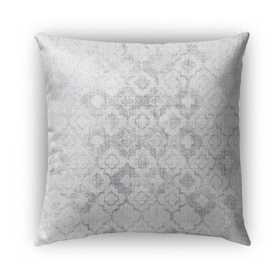Perugia Burlap Indoor/Outdoor Throw Pillow Size: 18 H x 18 W x 5 D