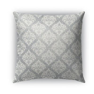 Cartagena Burlap Indoor/Outdoor Throw Pillow Size: 18 H x 18 W x 5 D