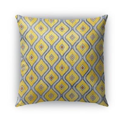 Pescara Burlap Indoor/Outdoor Throw Pillow Size: 26 H x 26 W x 5 D