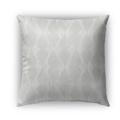Casoria Burlap Indoor/Outdoor Throw Pillow Size: 26 H x 26 W x 5 D