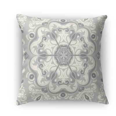 Naples Throw Pillow Size: 16 H x 16 W x 5 D
