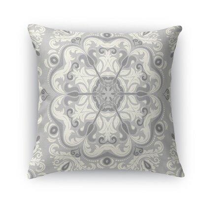 Naples Throw Pillow Size: 18 H x 18 W x 5 D