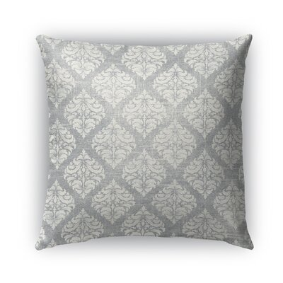 Cartagena Burlap Indoor/Outdoor Throw Pillow Size: 20 H x 20 W x 5 D