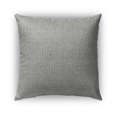 Patras Burlap Indoor/Outdoor Throw Pillow Size: 26 H x 26 W x 5 D
