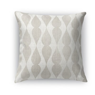 Pisa Throw Pillow Size: 24 H x 24 W X 5 D