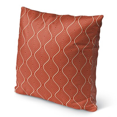 Brescia Burlap Indoor/Outdoor Pillow Size: 16 H x 16 W x 5 D