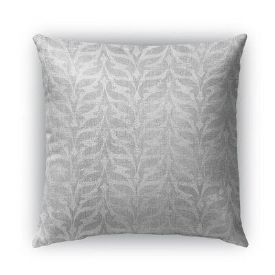 Pavia Burlap Indoor/Outdoor Throw Pillow Size: 16 H x 16 W x 5 D