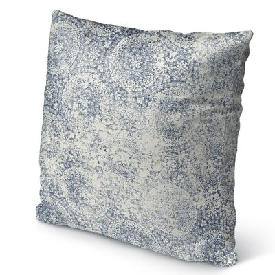 Monza Burlap Indoor/Outdoor Pillow Size: 16 H x 16 W x 5 D