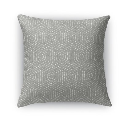 Patras Throw Pillow Size: 24 H x 24 W X 5 D
