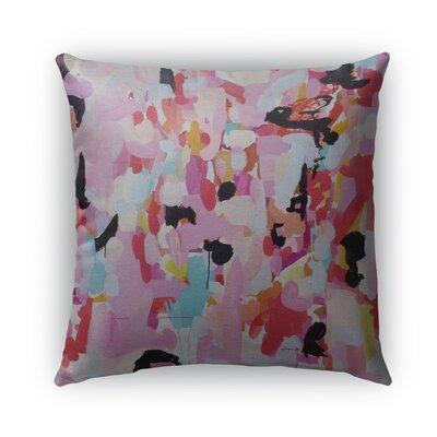 Charm Dripper Indoor/Outdoor Throw Pillow Size: 18 H x 18 W x 5 D