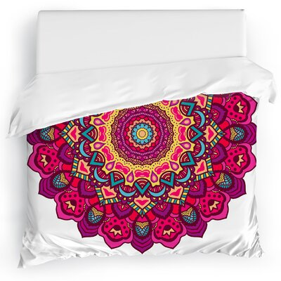 Serendipity Duvet Cover Size: Full/Queen