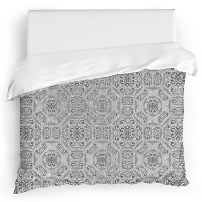 Bilbao Duvet Cover Size: King