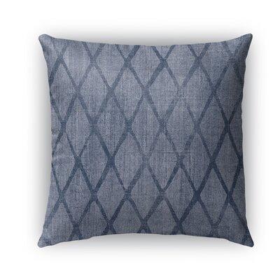 Potenza Burlap Indoor/Outdoor Throw Pillow Size: 26 H x 26 W x 5 D