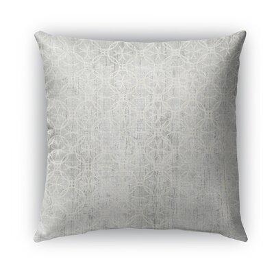 Legnano Burlap Indoor/Outdoor Throw Pillow Size: 16 H x 16 W x 5 D