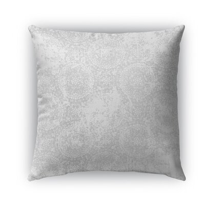 Salerno Burlap Indoor/Outdoor Throw Pillow Size: 16 H x 16 W x 5 D