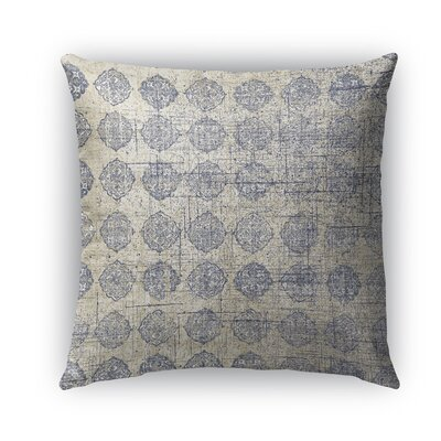 Lugo Burlap Indoor/Outdoor Throw Pillow Size: 16 H x 16 W x 5 D