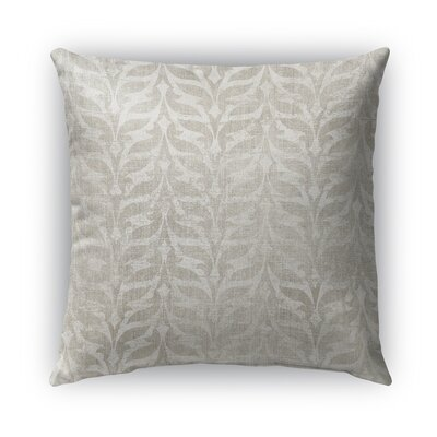 Imola Burlap Indoor/Outdoor Throw Pillow Size: 16 H x 16 W x 5 D