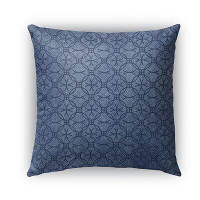 Siena Burlap Indoor/Outdoor Throw Pillow Size: 26 H x 26 W x 5 D