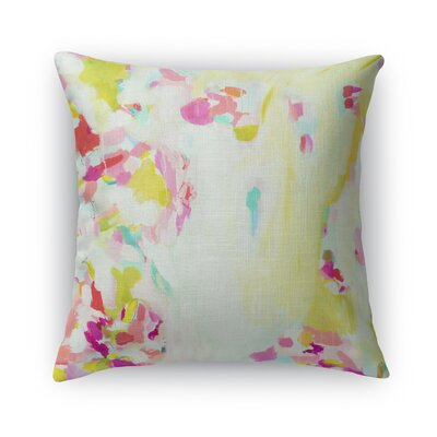 SHC Sheer Scarf Burlap Indoor/Outdoor Throw Pillow Size: 26 H x 26 W x 5 D