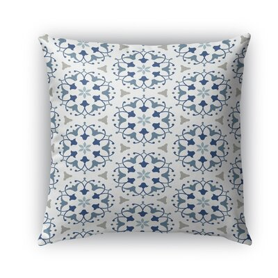 Kaleidoscope Burlap Indoor/Outdoor Throw Pillow Size: 16 H x 16 W x 5 D