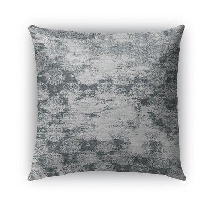 Cataleya Burlap Indoor/Outdoor Throw Pillow Color: Green, Size: 26 H x 26 W x 5 D