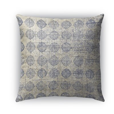Lugo Burlap Indoor/Outdoor Throw Pillow Size: 16 H x 16 W x 5 D