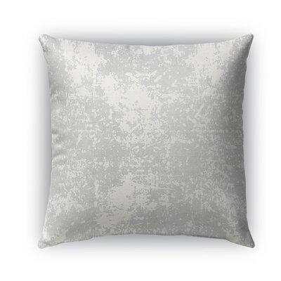 Livorno Burlap Indoor/Outdoor Throw Pillow Size: 26 H x 26 W x 5 D