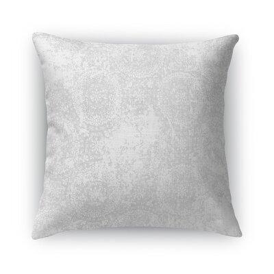 Salerno Burlap Throw Pillow Size: 24 H x 24 W x 5 D