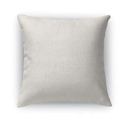 Scafati Burlap Throw Pillow Size: 24 H x 24 W x 5 D