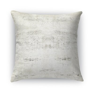 Ragusa Burlap Throw Pillow Size: 18 H x 18 W x 5 D