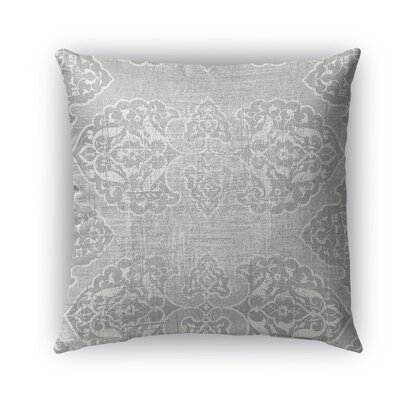 Salamanca Burlap Indoor/Outdoor Throw Pillow Size: 18 H x 18 W x 5 D
