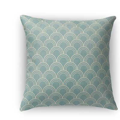 Genoa Throw Pillow Size: 16 H x 16 W x 5 D