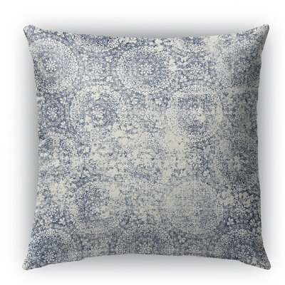 Monza Burlap Indoor/Outdoor Throw Pillow Size: 18 H x 18 W x 5 D