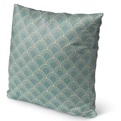 Genoa Burlap Indoor/Outdoor Pillow Size: 16 H x 16 W x 5 D