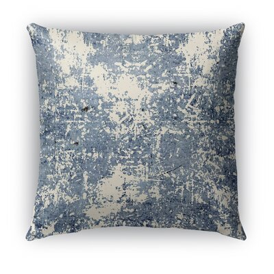 Parma Burlap Indoor/Outdoor Throw Pillow Size: 20 H x 20 W x 5 D