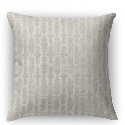 Grosseto Throw Pillow Size: 16