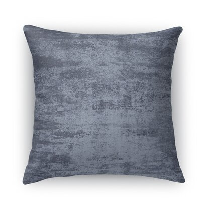 Gela Throw Pillow Size: 18