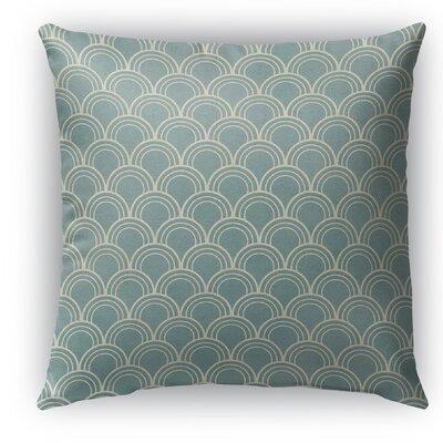 Genoa Burlap Indoor/Outdoor Throw Pillow Size: 16 H x 16 W x 5 D