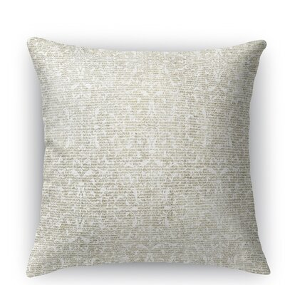 Florence Throw Pillow Size: 16 H x 16 W x 5 D