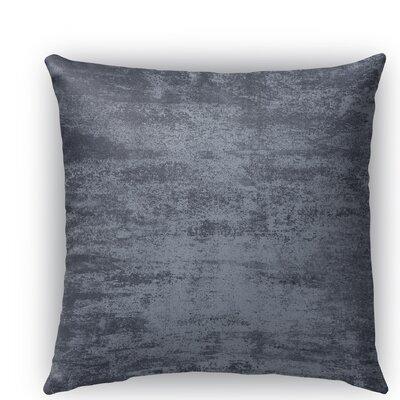 Gela Burlap Indoor/Outdoor Throw Pillow Size: 16 H x 16 W x 5 D