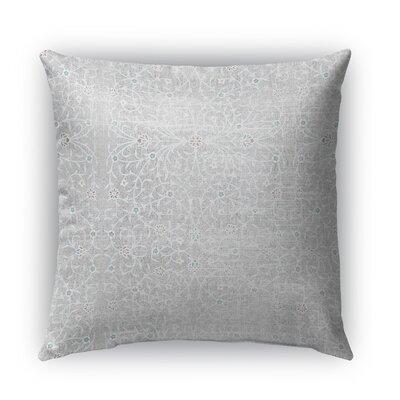 Granada Burlap Indoor/Outdoor Throw Pillow Size: 26 H x 26 W x 5 D