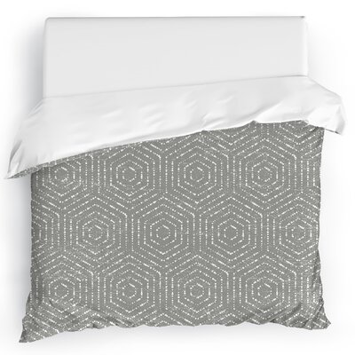 Patras Duvet Cover Size: King