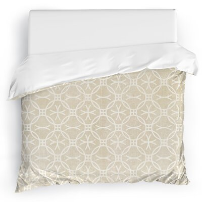 Avellino Duvet Cover Size: King