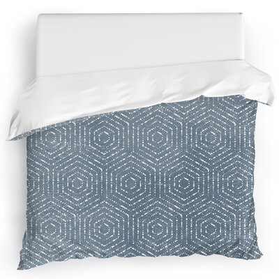 Aversa Duvet Cover Size: King