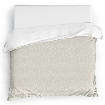 Scafati Duvet Cover Size: King