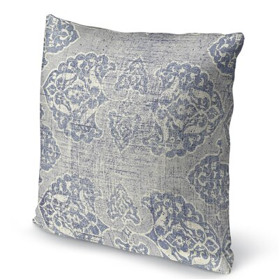 Burgos Throw Pillow Size: 16 H x 16 W x 5 D